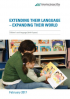 Extending their language cover image.