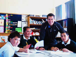'Productive partnerships' at Chisnallwood Intermediate.
