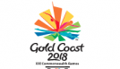 Commonwealth Games year 2018 logo.
