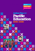 Cover of Action Plan for Pacific Education 2020–2030.