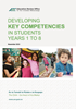 Developing key competencies in students years 1–8.