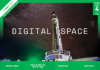 Digital Space cover page.