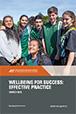 Cover image for wellbeing for success: Effective practice