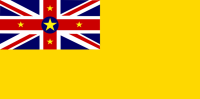 Flag of Niue.
