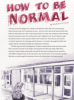 Page from How to Be Normal text