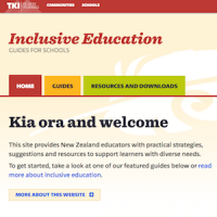 Inclusive Education Guide for Schools.