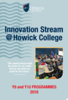 Innovation Stream at Howick College book