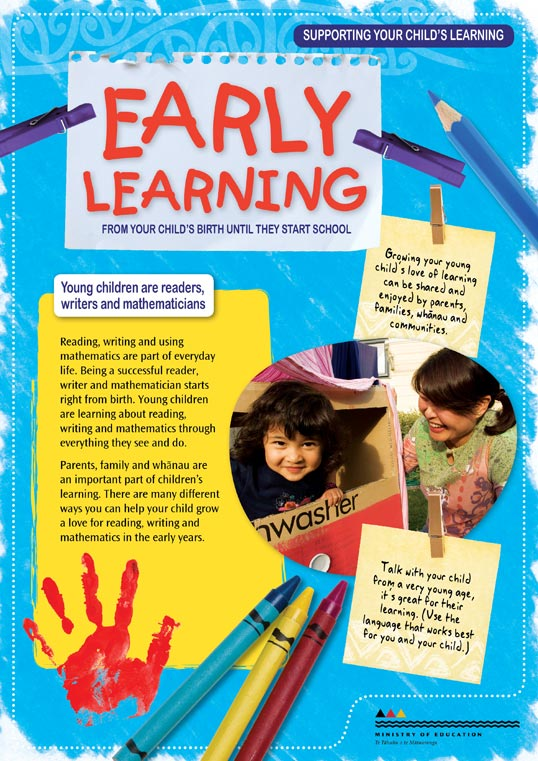early learning    early learning    resources    supporting