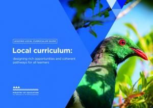 Leading Local Curriculum Guide - Local curriculum.