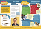 National Standards - Supporting your child's learning foldout.