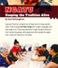 Ngatu: Keeping the Tradition Alive.