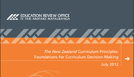 NZC Principles: Foundations for Curriculum Decision-making report.