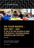 On Your Marks...Get Set...Go! A Tale of Six Schools and the Digital Technologies Curriculum Content.