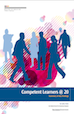 Cover of report competent learners.