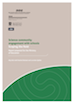 Cover of research report science community