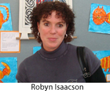 Image of Robyn Isaacson.
