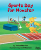 Sports Day for Monster cover page.