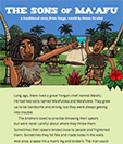 The Sons of Ma'afu.