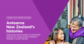 Leading local curriculum guide: Aotearoa New Zealand's histories.